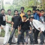 Trip : 2007 Batch : Machanmar in Munnar.