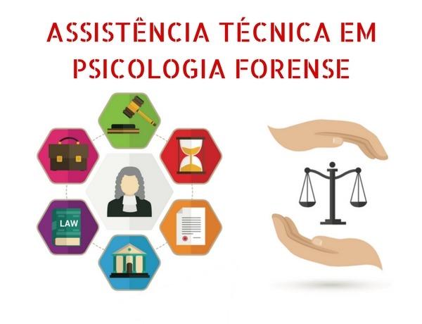 assistência técnica psicologia forense na área comportamental