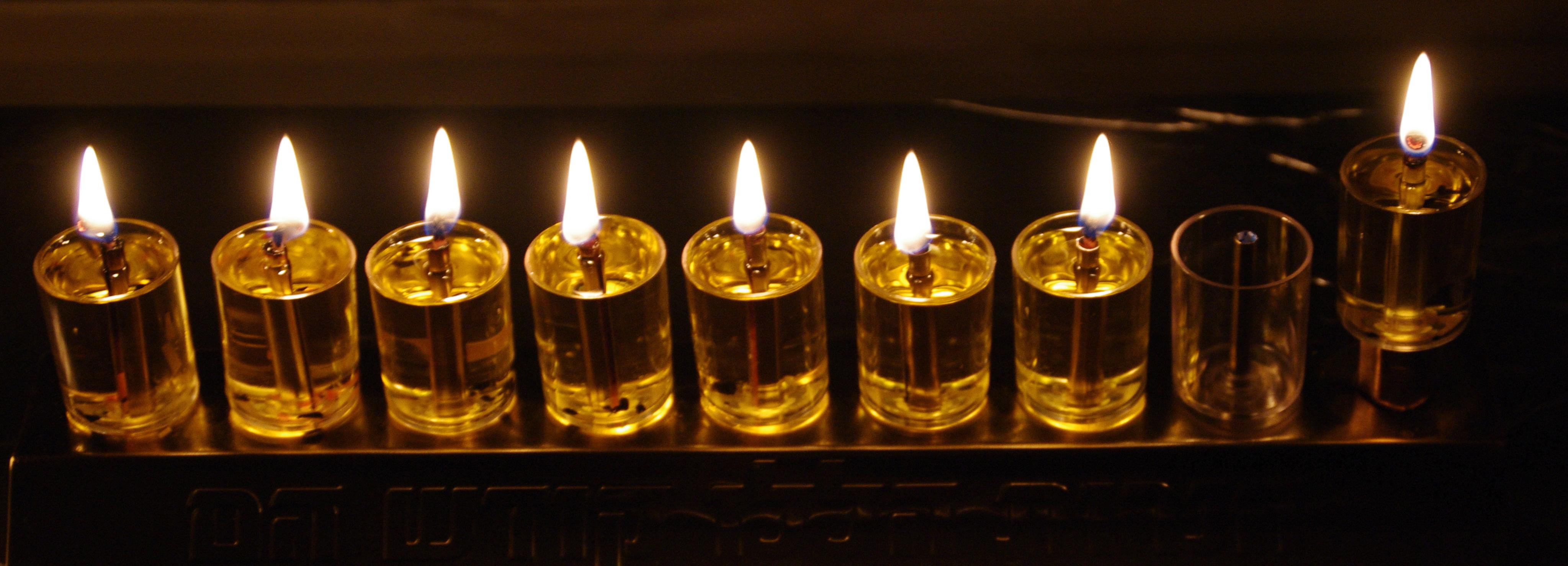 Hanukkah  Inspired Vision