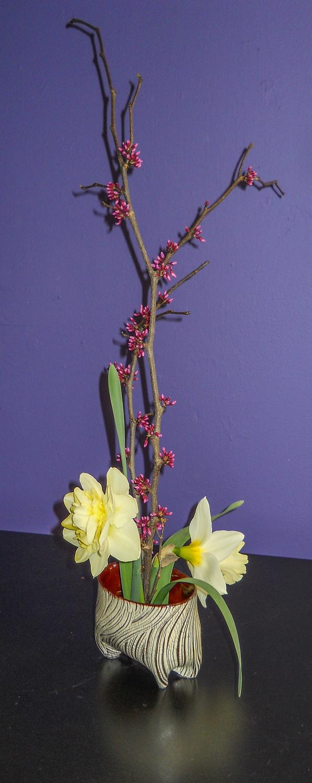 Ikebana Arrangement 3-21-16 (4)