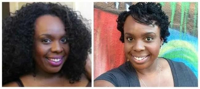 Big Girls Short Hair My Sisterlocks Install At Sabine S Hallway Natural Hair Salon Nyc Cece Olisa