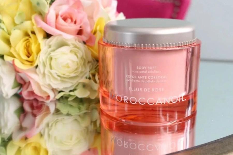 Morocaanoil Fleur De Rose