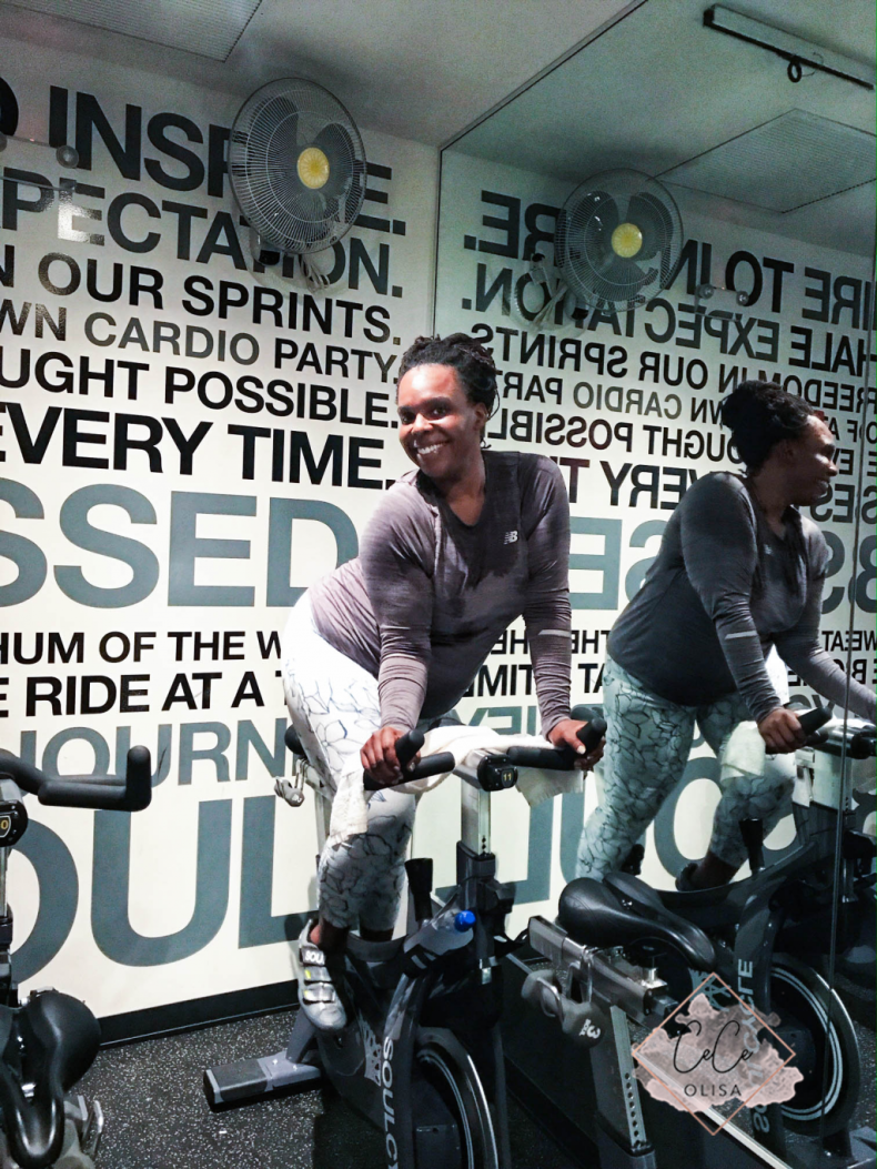 www.CeCeOlisa.com | Is SoulCycle Plus Size Friendly? Update