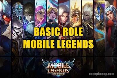 role mobile legend