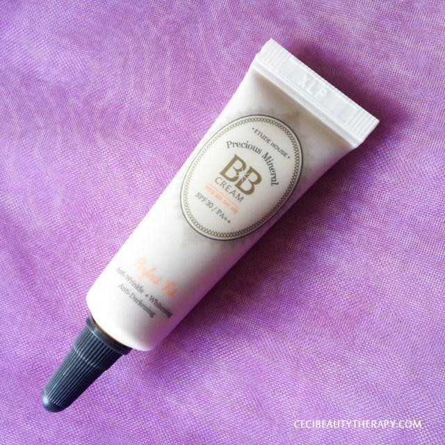 June 3b Beauty Beyond Borders bag etude house bb cream perfect fit W13