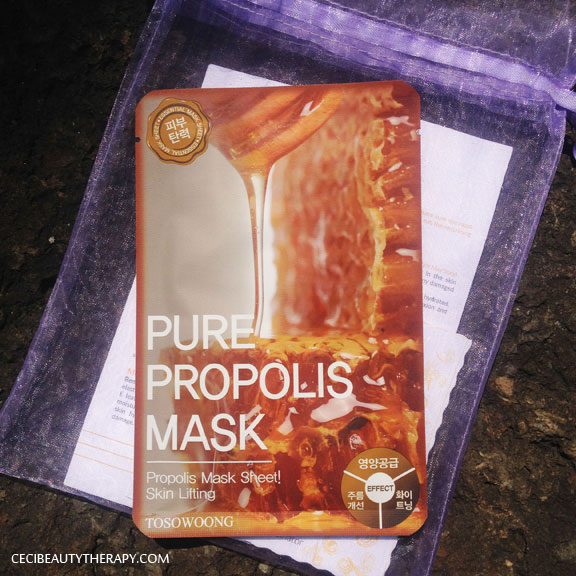 Beauteque Mask Maven June Tosowoong