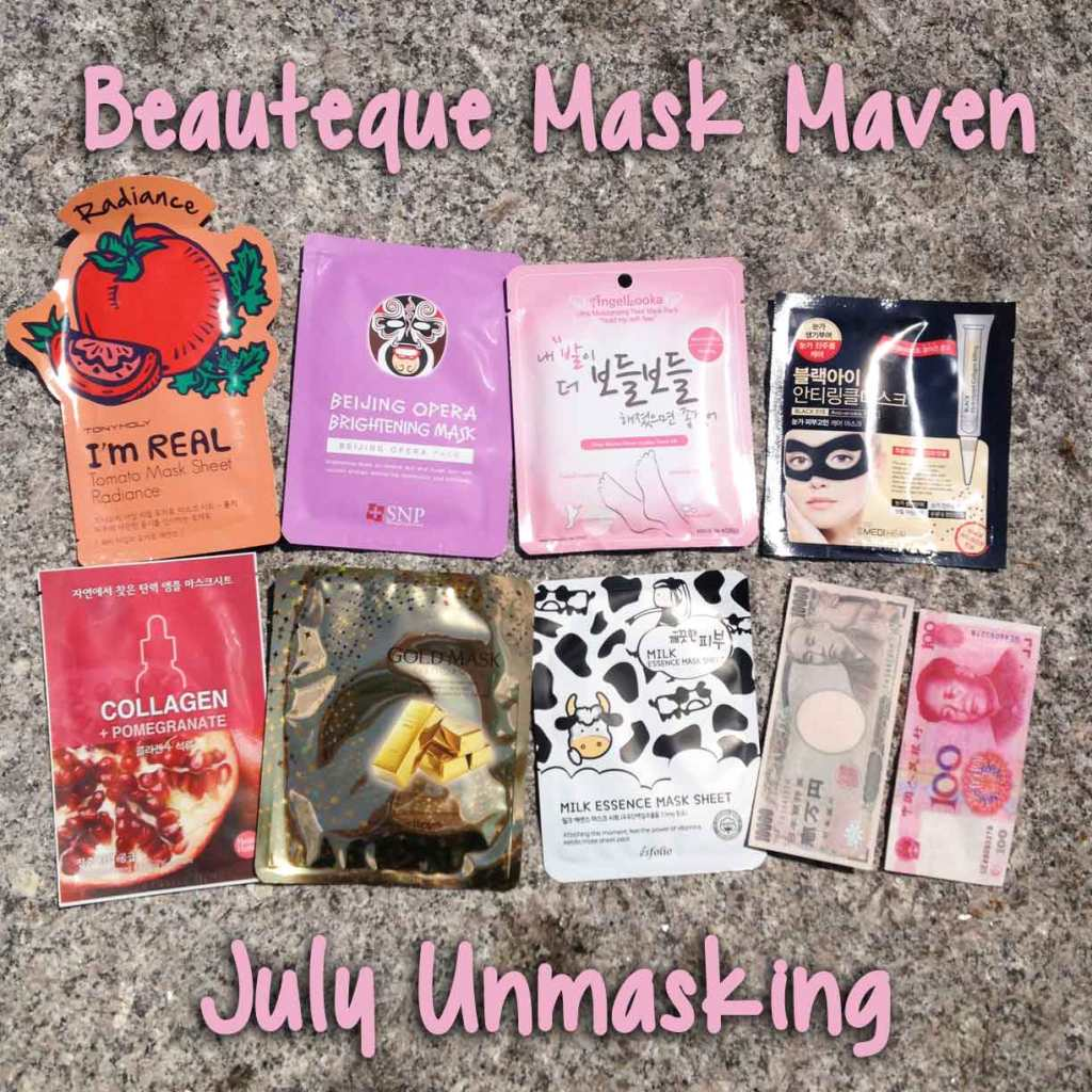 Unboxing July Beauteque Mask Maven Bag – Best Bag Yet!