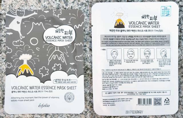 Beauteque-Mask-Maven-August- Esfolio volcanic ash mask