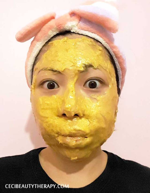Shangpree Gold Rubber Modeling Mask Review (5)