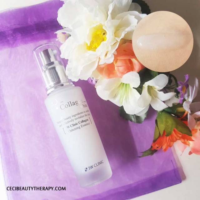 3b Beauty Beyond Borders Jan 2016 Review (9) 3W Clinic Whitening Collagen Essence