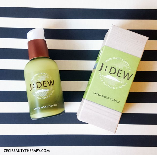 J DEW Review Green Moist Essence (11)