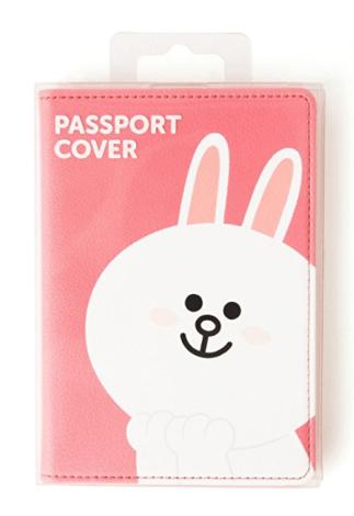 Line Friends Cony passport cover $21.95