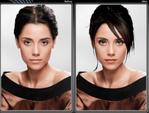 Cambio De Look Virtual Cambia Tu Imagen Online Ceci De Viaje