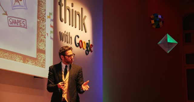 Think with Google Argentina 2013 -Sasha Strauss