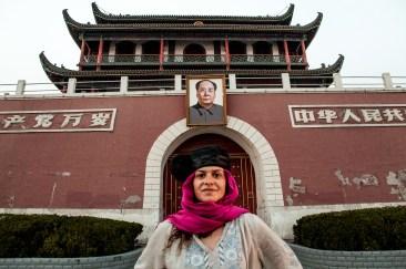 Mao Maria China, 2014 © ceci de f