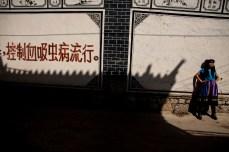 Primeiro sol China , 2014 © ceci de f