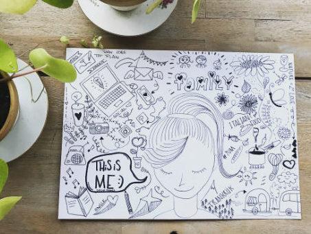 Doodles tekenen doe je zo!