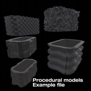 Procedural models v1 example file.