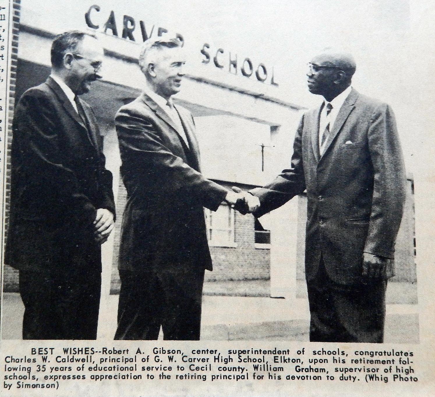 Last Class Graduates From George Washington Carver High