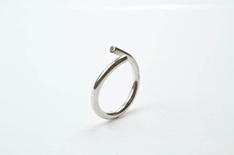 ringen door cécile van