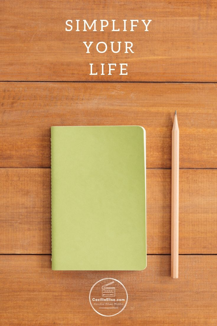 Simplify Your Life VIDEO