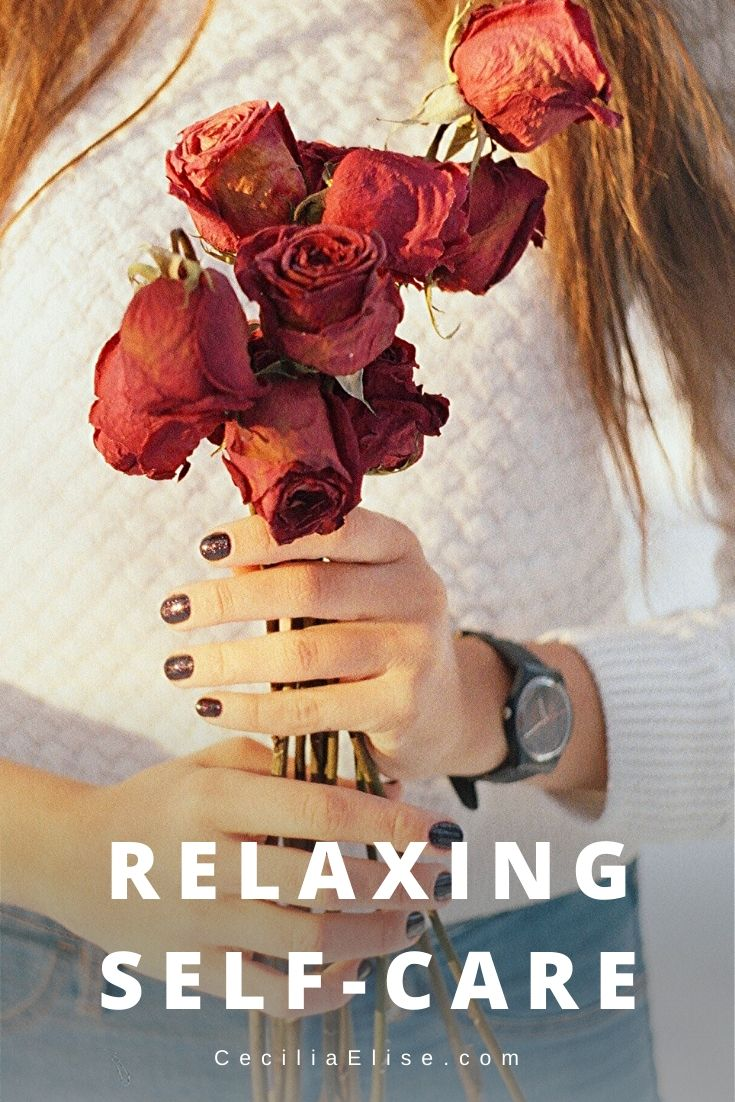 RELAXING UPLIFTING AND INSPIRING SELF-CARE HABITS