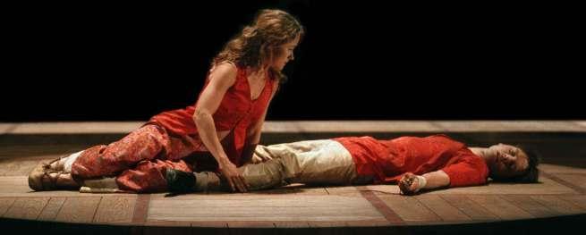 Romeo och Jullia, foto: Lars Sundestrand