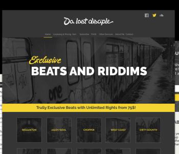 dalastdisciple_webdesign