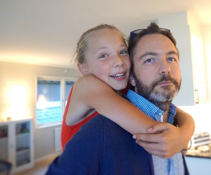 pappa och Anna