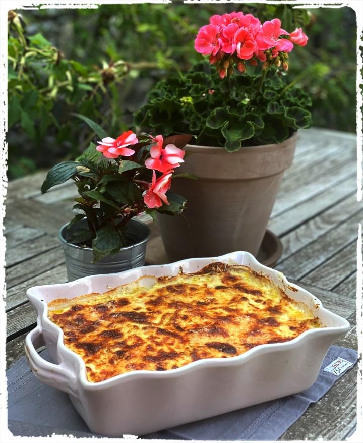 lasagne blommor