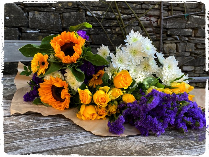 kranaar blommor
