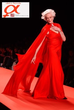 Carmen_Dell'Orefice,_Red_Dress_Collection_2005