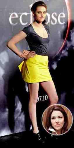 Kristen-Stewart-neon-mini-skirt-10-summer-fashion-must-have-item-by-10-celebrities