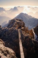 Monte Cristallo, Dolomites, Italy. Photo by cesare schiraldi