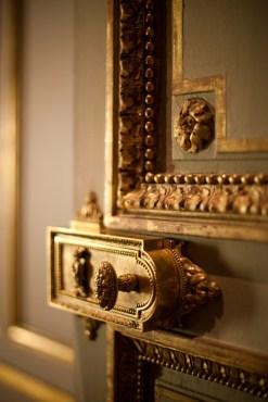 detailed door knob
