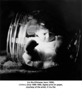 glass by liu xia
