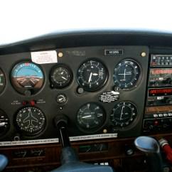 Cessna 172 Dashboard Diagram Capacitive Proximity Sensor Circuit Cockpit Bing Images