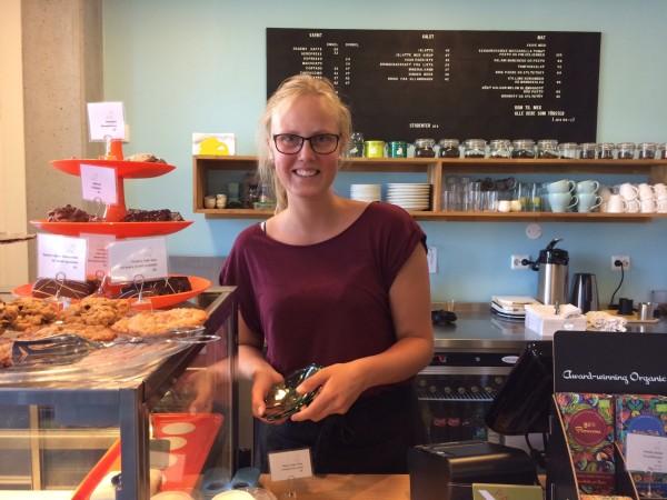 Parken kaffebar, Farsund
