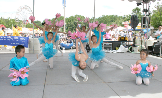Dancing in a Group