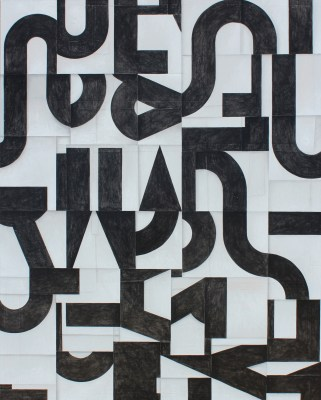 Post Dogmatist Painting #991   60x48 inches   2018