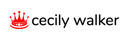 this is the logo image for cecily walker's website