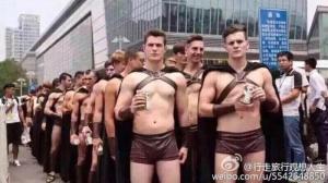 Spartan Soldier Beijing