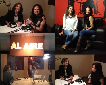 En Radio CIA con Elsa Rondon BAJA