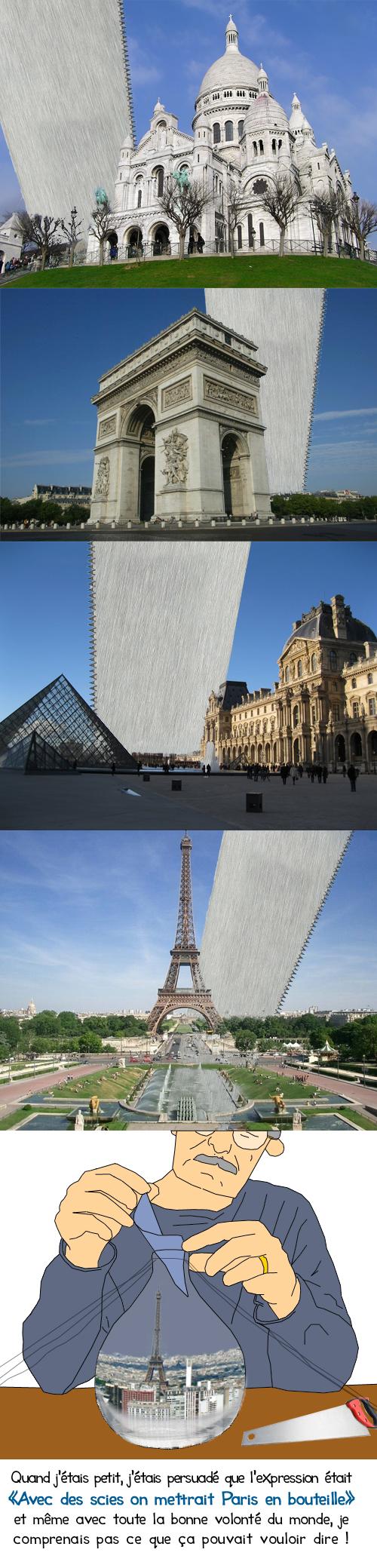 Avec Des Si On Mettrait Paris En Bouteille : mettrait, paris, bouteille, Mettrait, Paris, Bouteille, N'est