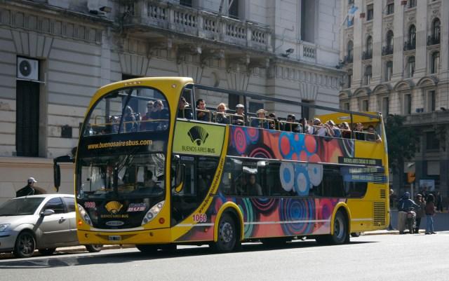 Buenos Aires Bus Turístico