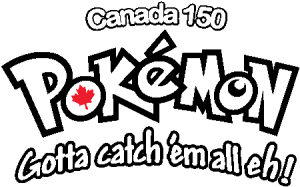 CECuboree Canada 150 Pokemon