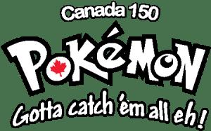 CECuboree Canada 150 Pokemon