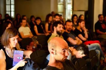 Občinstvo, Foto: Kino Otok