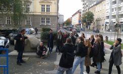 Urbani safari v Mariboru. Foto by Motovila.