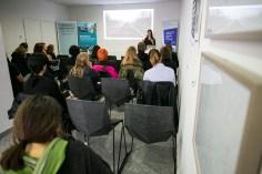 #Onkraj kulturnega modela. Seminar z Ellen O´Hara. Maribor, 28. maj 2019. Foto ©Janez Klenovšek za Motovila.